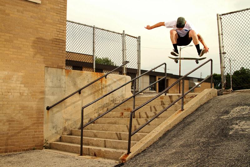 Nick Mistele, Fs Flip
