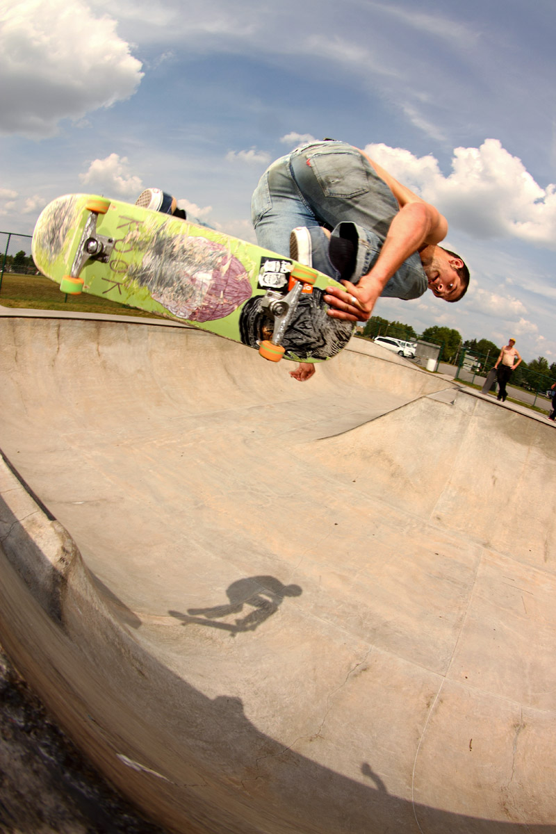 Pat Murphy, Bs Air