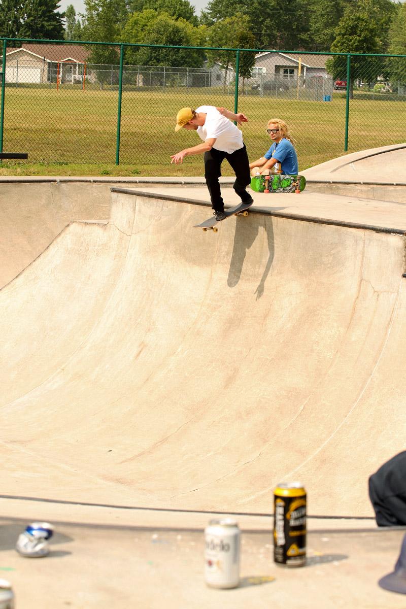 Drew Rickaby, Bs Tailslide