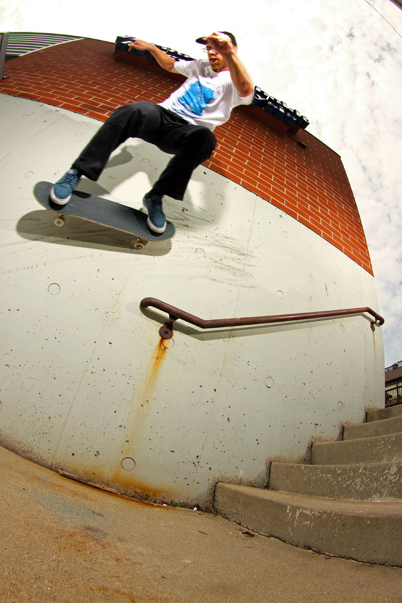Matt Nordness, Gap to Wallride