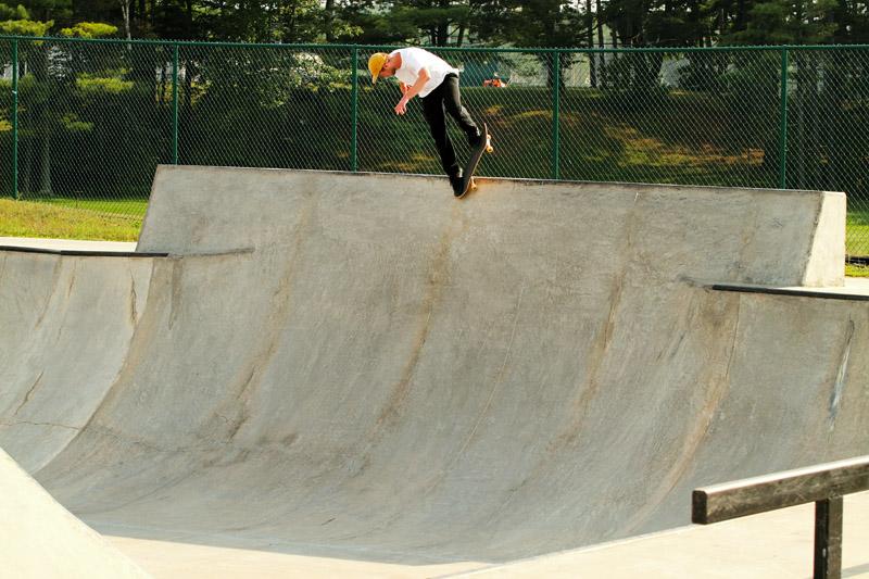 Drew Rickaby, Bs Overcrook