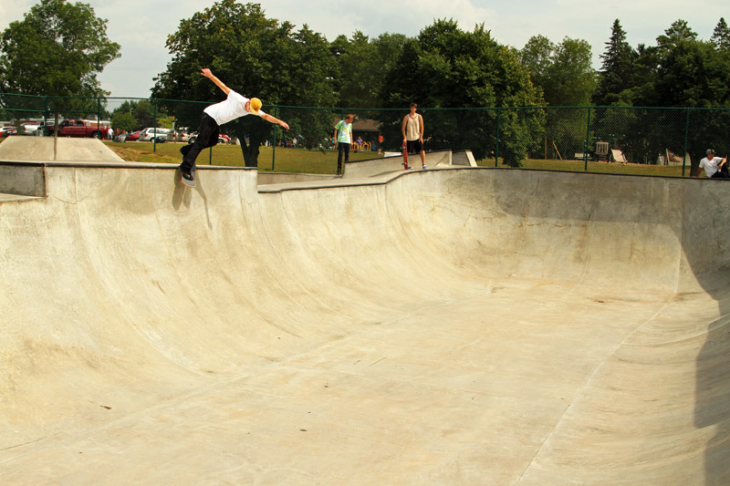 Drew Rickaby, Bs Smith