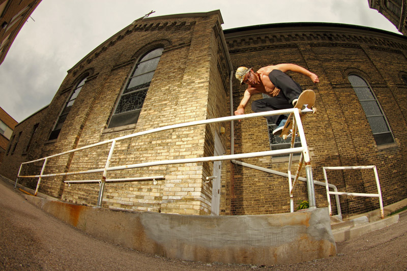 Matt Nordness, Switch Bs 180