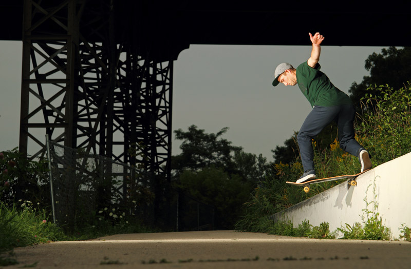 Drew Rickaby, SS BS Tailslide
