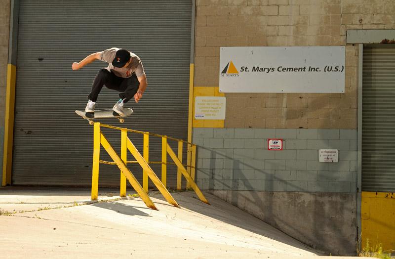 Matt Nordness, Bs 180