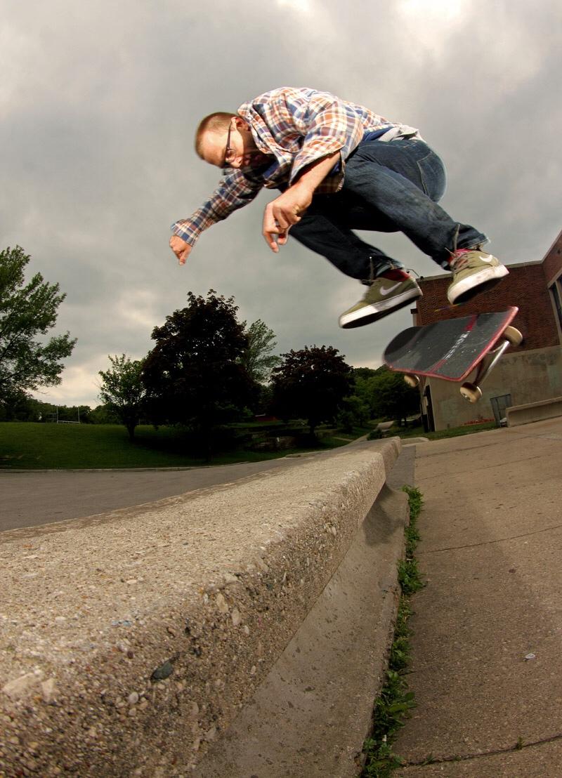 Matt Nordness, SS Bs Flip