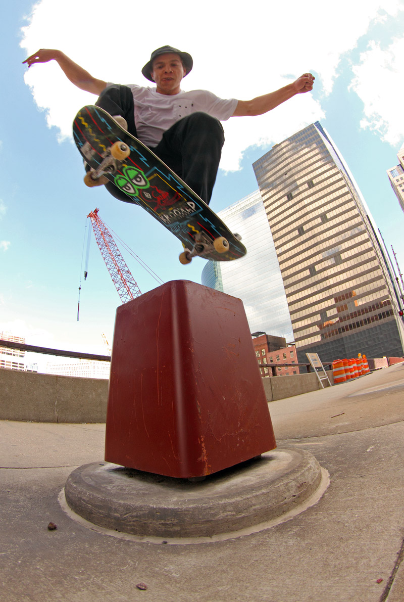 Matt Nordness, Wallie