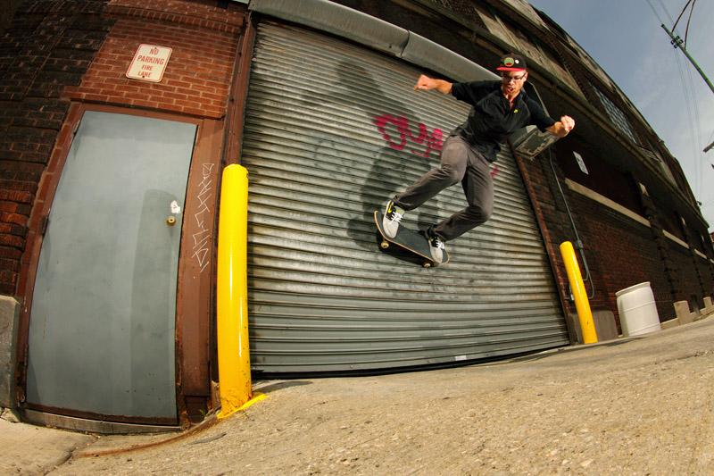 Matt Nordness, Wallride