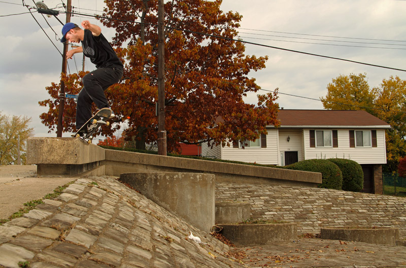 Matt Nordness, Fs Crook Fakie