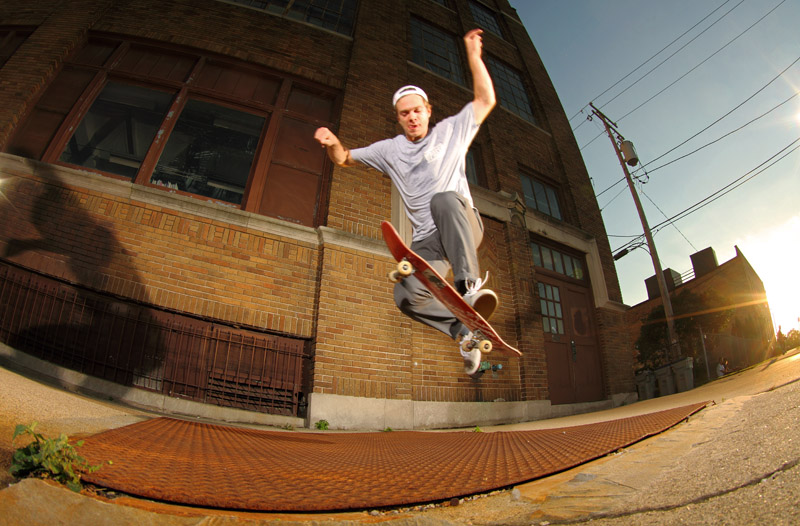 Matt Nordness, No Comply