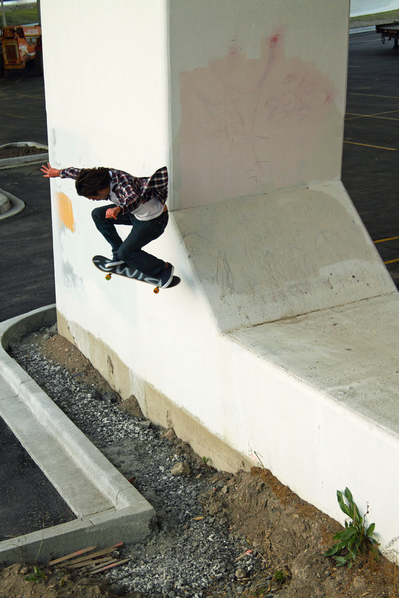 Pat Murphy, Wallie