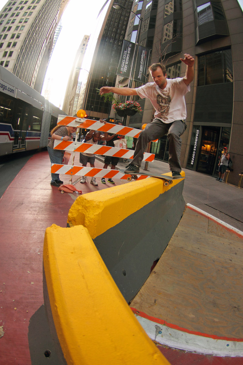 Max Murphy, Boardslide Pop Over