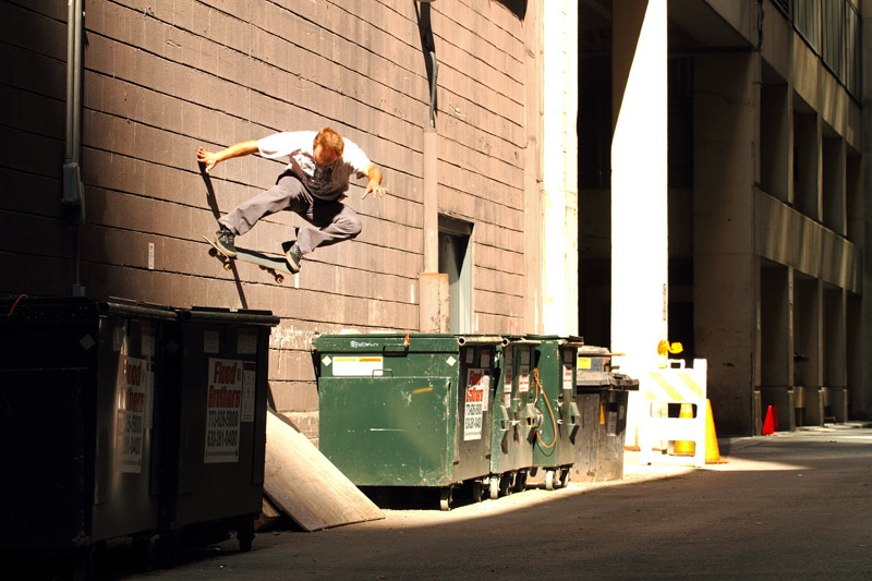 Max Murphy, Wallride Nollie Out