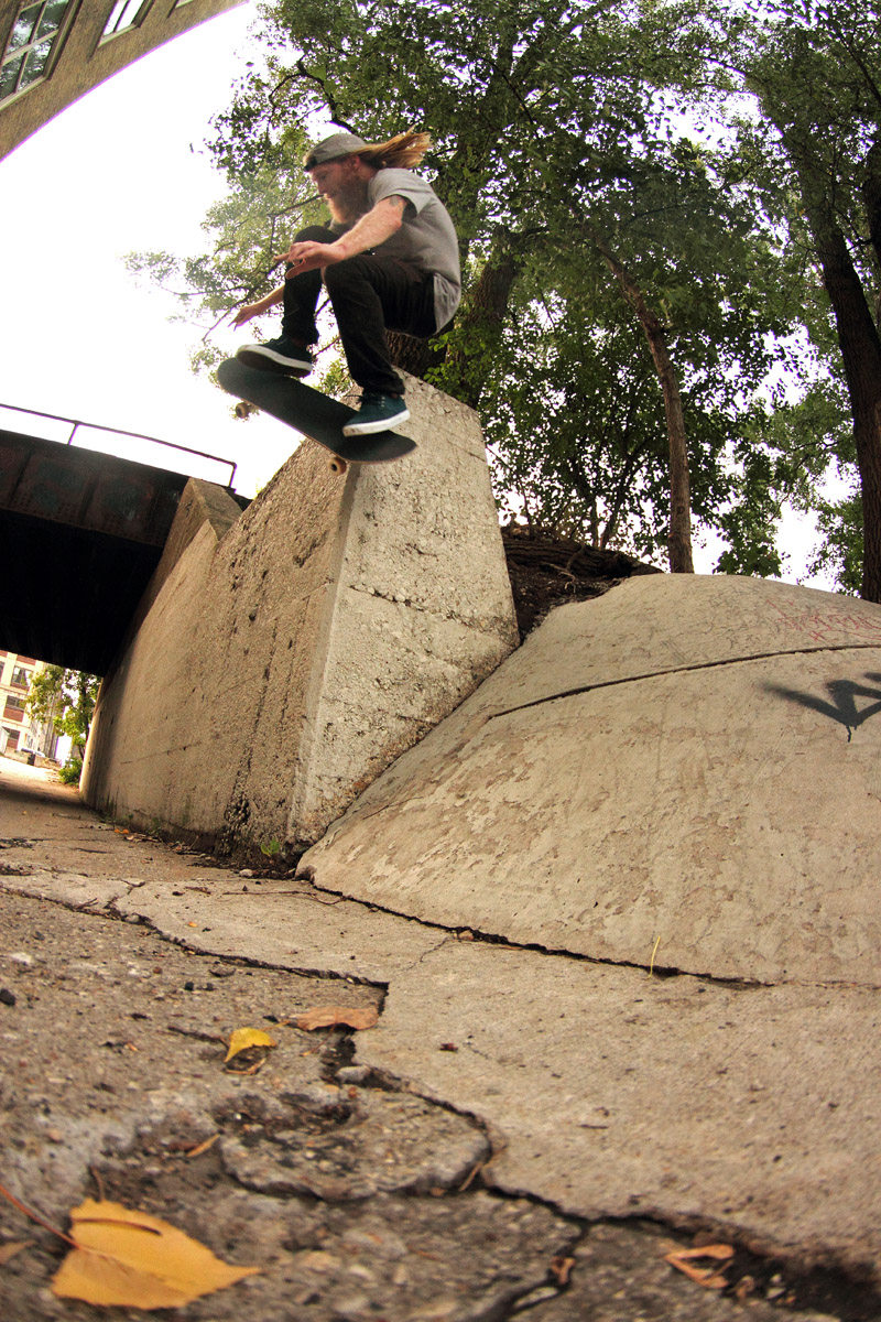 Sean Hanley, Wallie