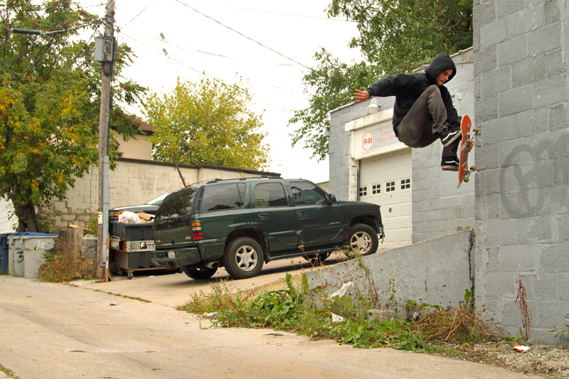 Pat Murphy, Wallie Grab