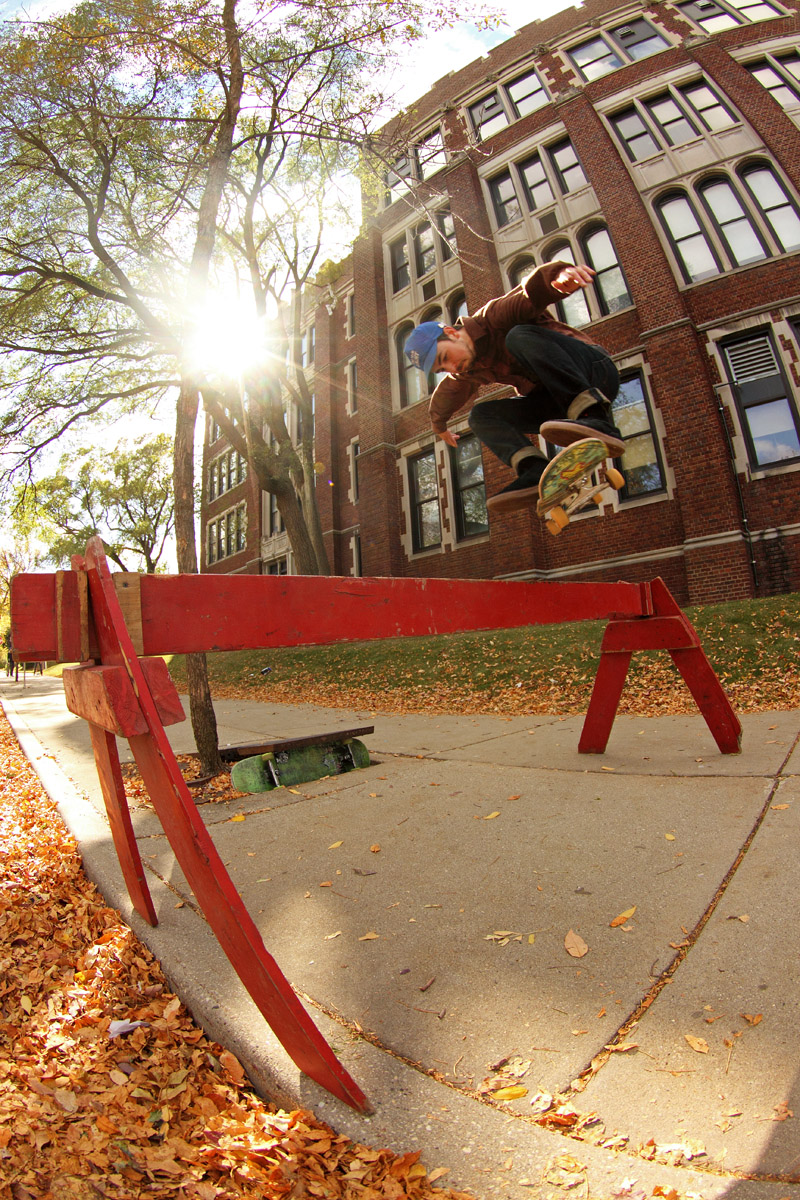 James Brickner, Bs Flip