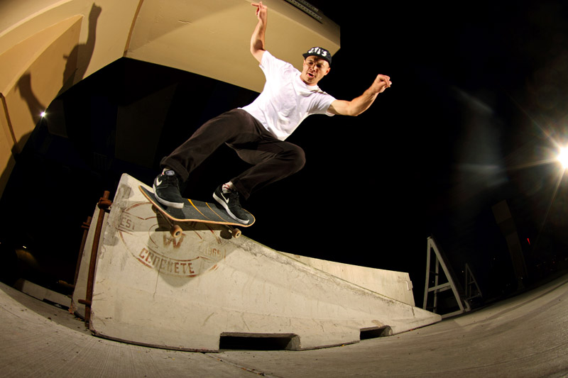 Matt Nordness, Bs Smith