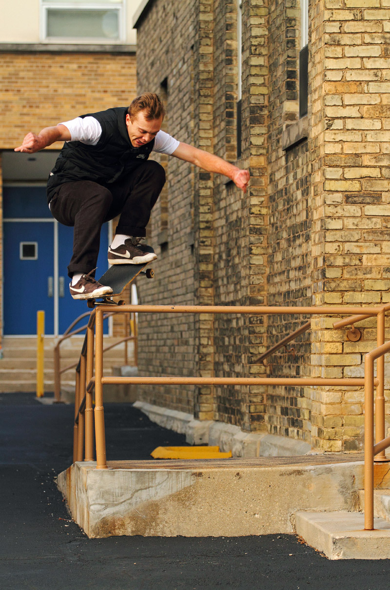 Matt Nordness, Crook
